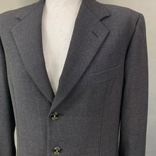 "Load image into Gallery viewer, MOSCHINO CHEAP and CHIC Mens Grey BLAZER / JACKET Size IT 52 - UK 42"" Chest"