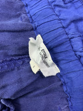 Load image into Gallery viewer, ISABEL MARANT ÉTOILE Ladies Blue Linen SHORTS Size 1 - UK 8