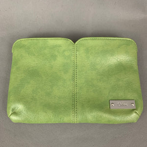 CHLOÉ Ladies Green Leather CLUTCH BAG / HANDBAG - CHLOE HAND BAG