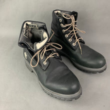 Load image into Gallery viewer, TIMBERLAND Black BOOTS Size UK 6 - US 7 W