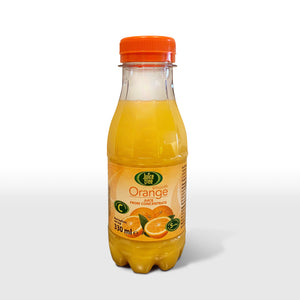 Bottle Fresh Orange Juice -  330ml