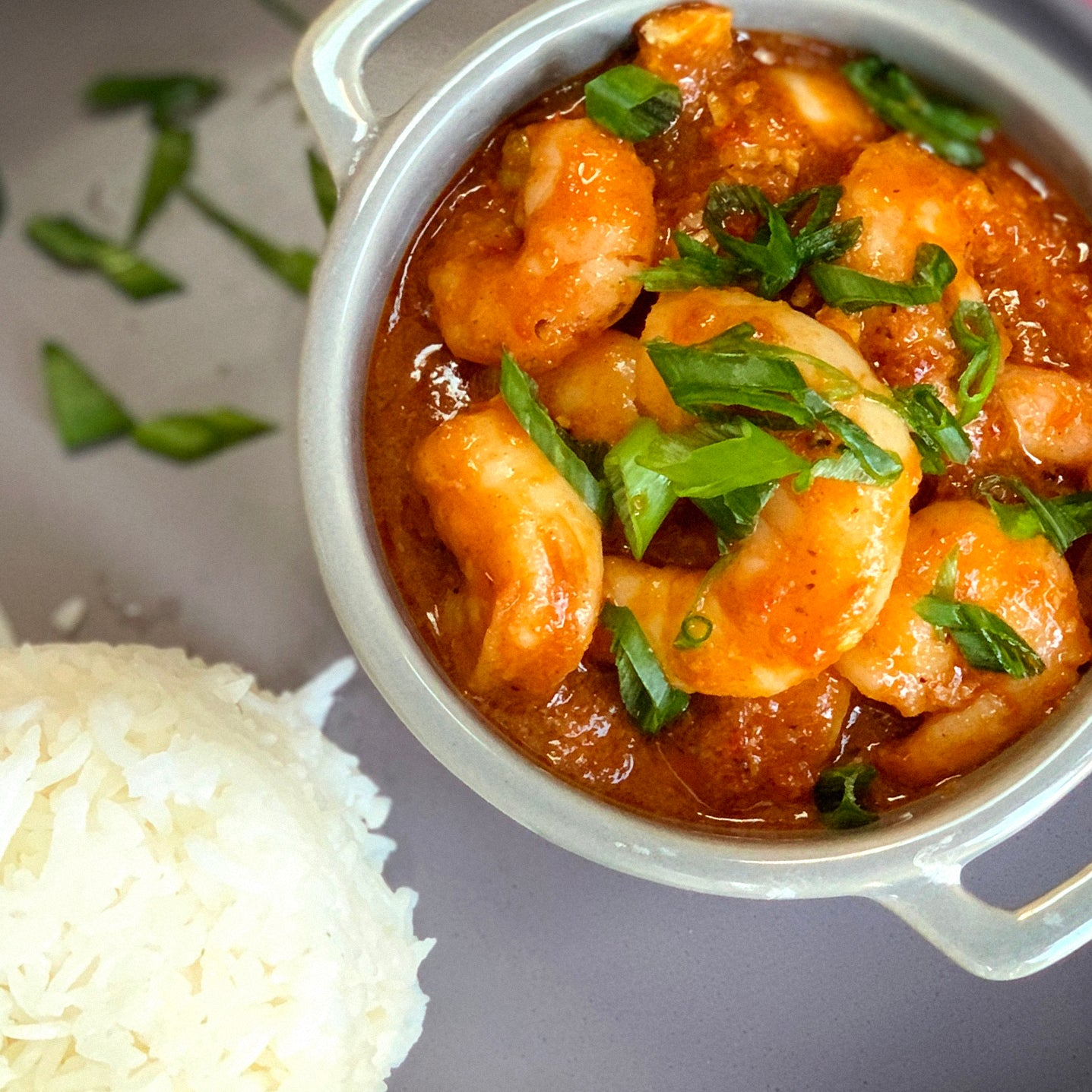 Sambal Chili King Prawns