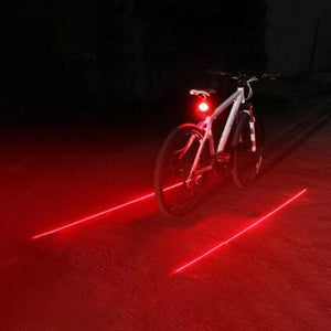 LED Bicycle Lane Lights