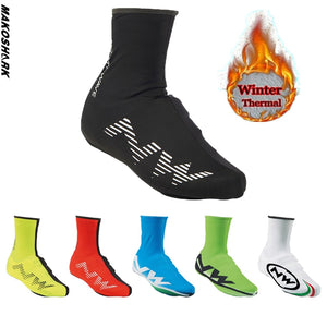 New Winter Thermal Cycling Shoe Cover