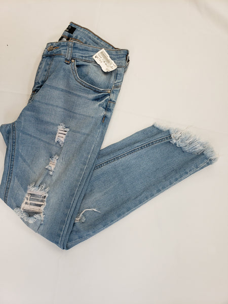 Forever 21 Womens Denim Size 7/8 (29) - Plato's Closet