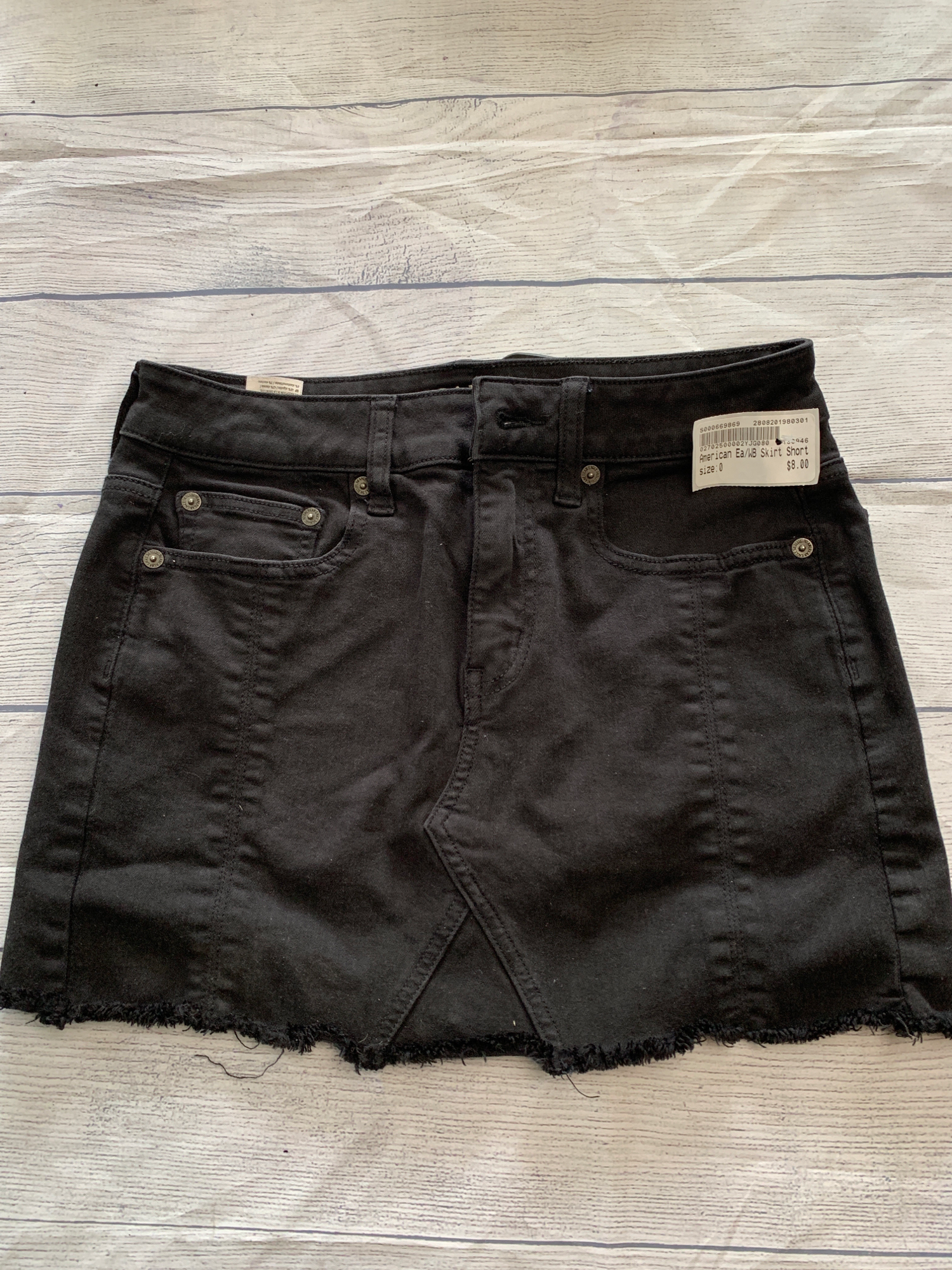 American Eagle Short Skirt Size 0 - Plato's Closet
