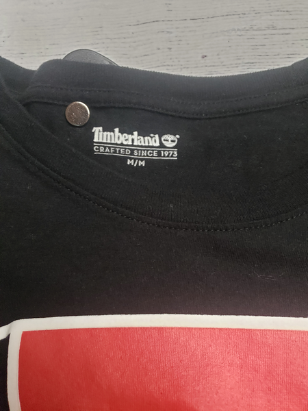 Timberland T-shirt Size Medium - Plato's Closet