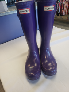 Hunter Boots Womens 5 - Plato's Closet