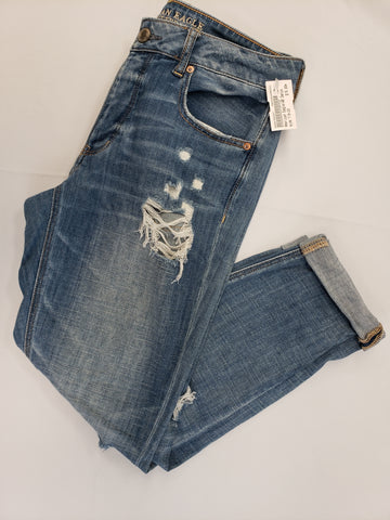 American Eagle Womens Denim Size 7/8 (29) - Plato's Closet Batavia