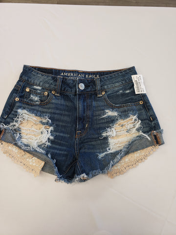 American Eagle Womens Shorts Size 0 - Plato's Closet