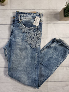 H & M Womens Denim Size 7/8 (29) - Plato's Closet Batavia