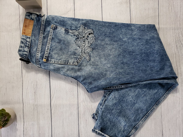 H & M Womens Denim Size 7/8 (29) - Plato's Closet
