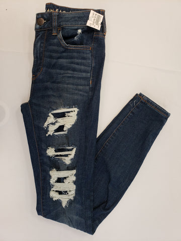 American Eagle Womens Denim Size 2 (26) - Plato's Closet Batavia