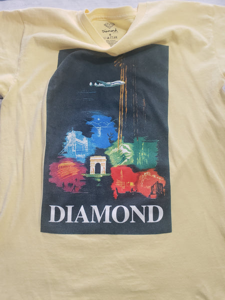Diamond T-shirt Size Small - Plato's Closet