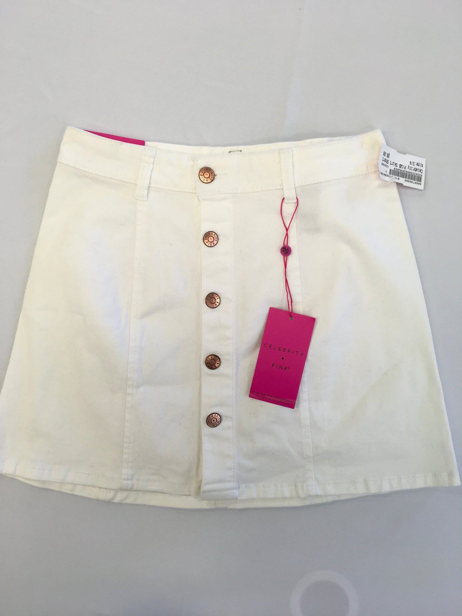 Celebrity Pink Womens Short Skirt Size 3/4 - Plato's Closet