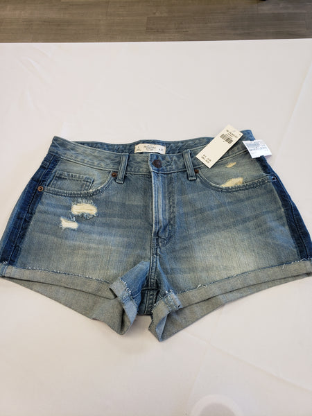 Abercrombie & Fitch Womens Shorts Size 3/4 - Plato's Closet