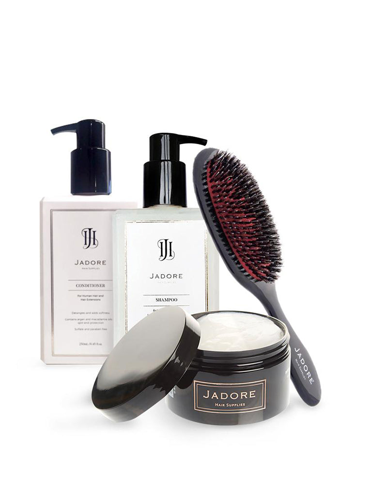 Jadore Haircare Pack - Necessities
