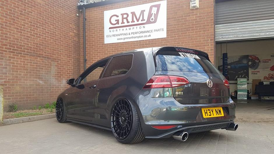 Welcome to GRM Northampton Air ride, wheels,  performance exhausts and tuning. Just some of the services we offer.