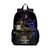 Five Nights At Freddy`s School Backpack Kids Bookbag Laptop Bag 18 in