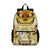 Naruto Student School Backpack Kids Bookbag Laptop Bag 18 in