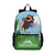 Sneaky Sasquatch School Backpack 18 In Lunch Bag Pencil Case 3 In 1