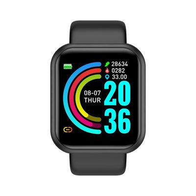 Heart Rate Monitoring Smartwatch