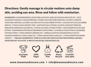 Everyday Cleanser - Lowanna Skin Care