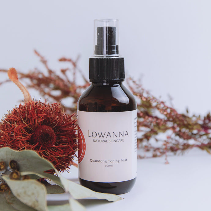 Quandong Toning Mist - Lowanna Skin Care