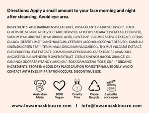 Everyday Moisturiser - Lowanna Skin Care