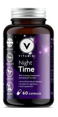 Night Time Product Pot. For Rest & Relax.