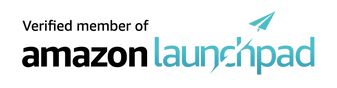 Verified member of amazon launchpad logo - Vitamini is proud to be a part of amazon launchpad.