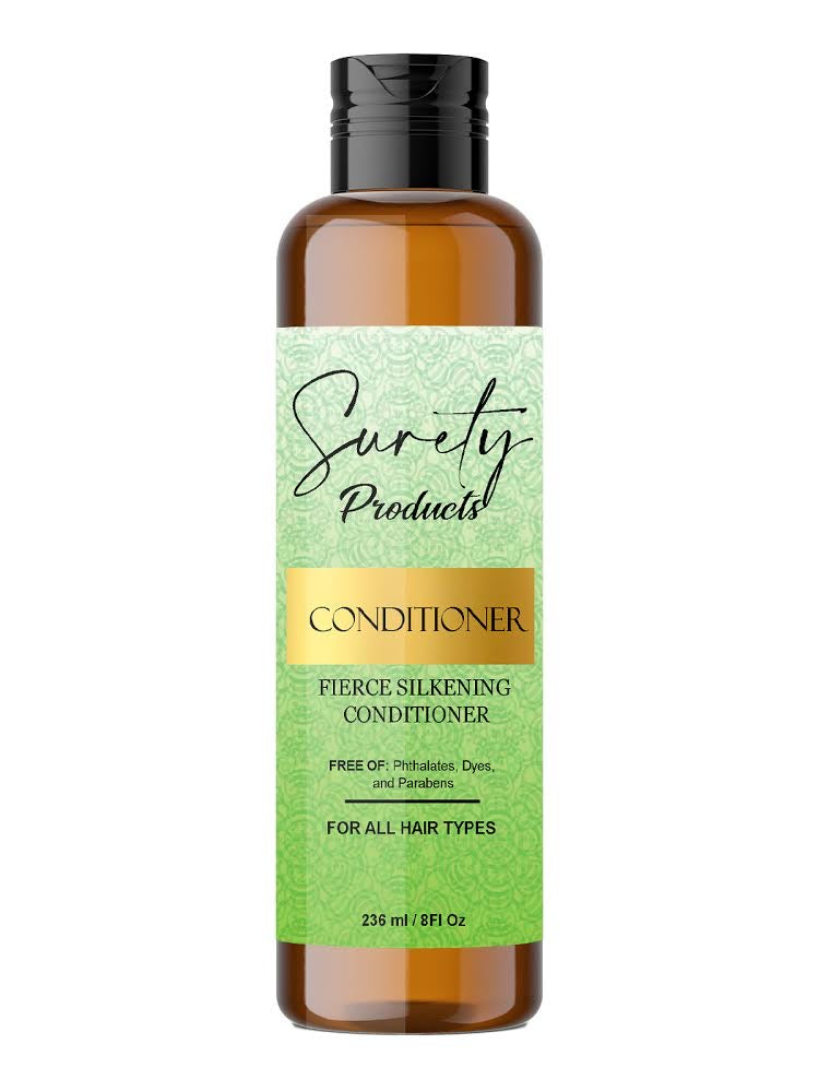 """Fierce Silkening"" Conditioner"