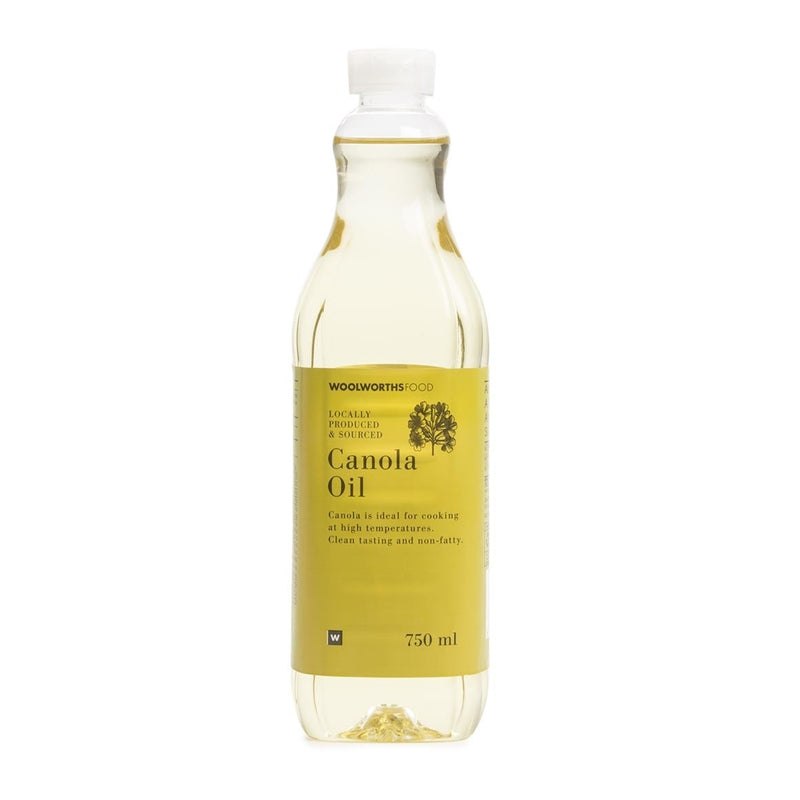 Canola Oil 750ml