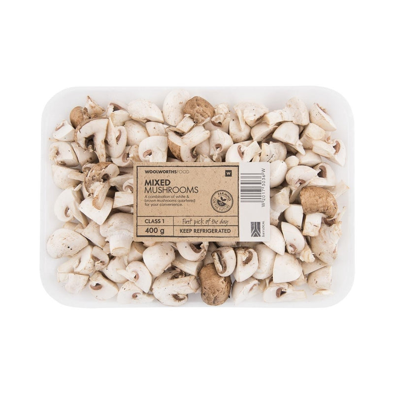 Mixed Mushrooms 400g