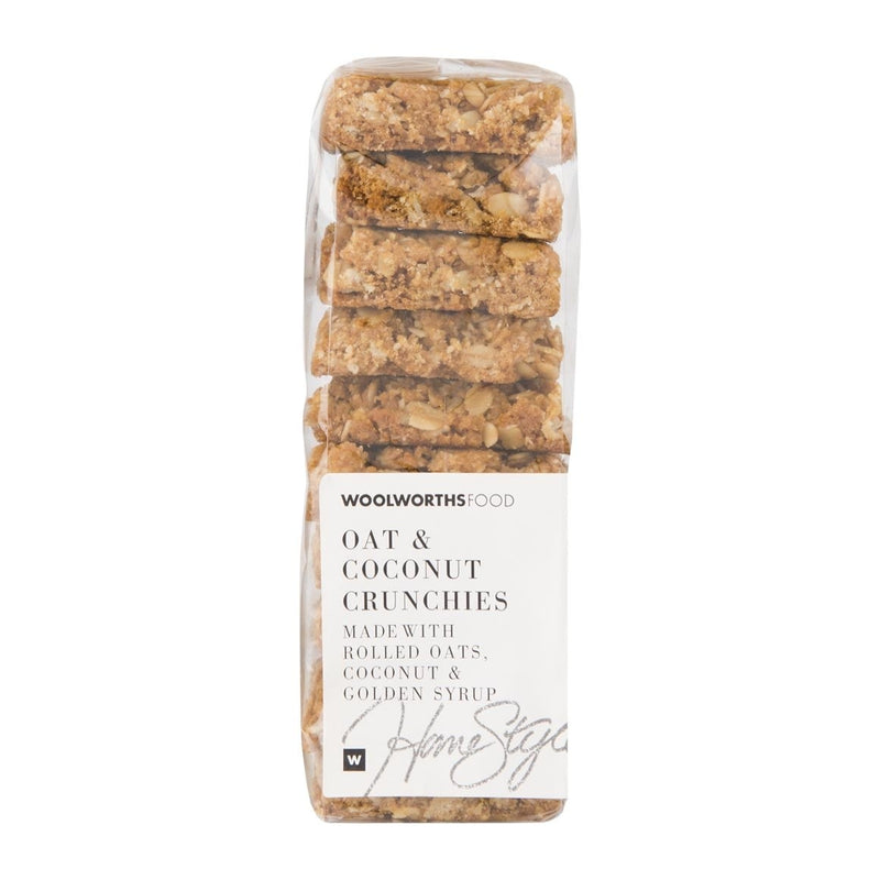 Oat & Coconut Crunchies 270g