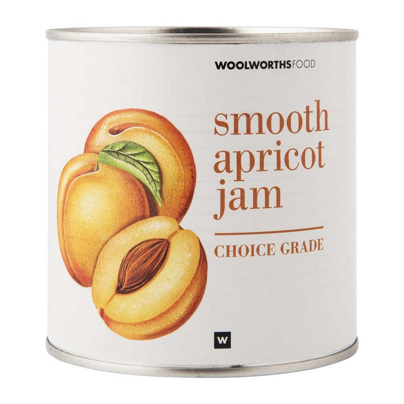 Smooth Apricot Jam 900g