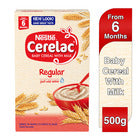 Nestle Cerelac Infant Cereal Regular 500g