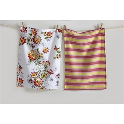 Bloom Dishtowel Set (2)