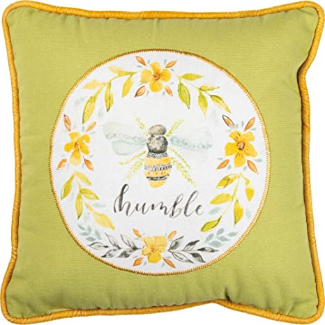 Be(e) Humble Pillow - SALE
