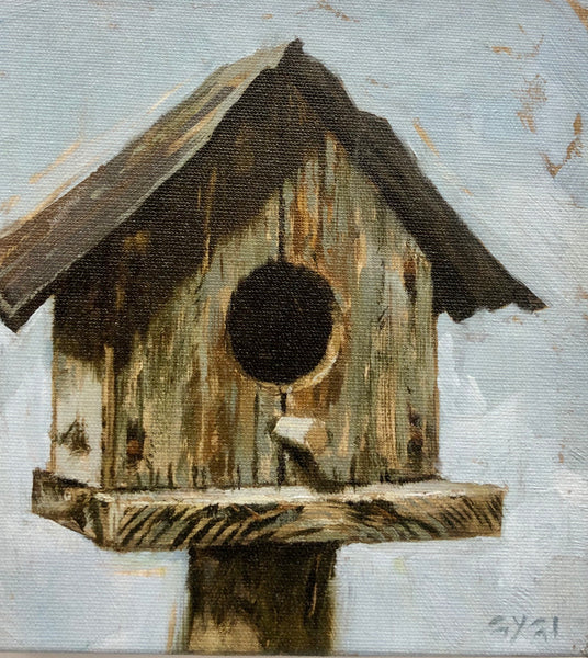 Birdhouse by Darren Gygi