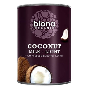 Biona Coconut Milk - 400ml