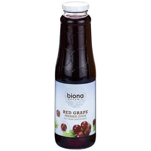 Biona Red Grape Juice - 1L