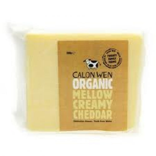 Calon Wen Mellow Creamy Cheese - 200g