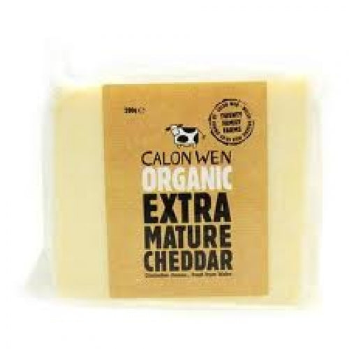 Calon Wen Xtra Mature Cheese - 200g