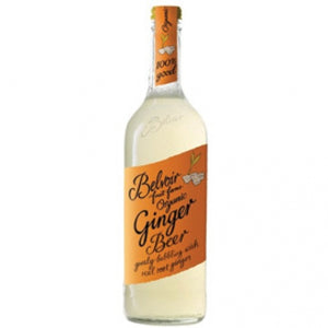 Belvoir Farms Organic Ginger Beer 750ml