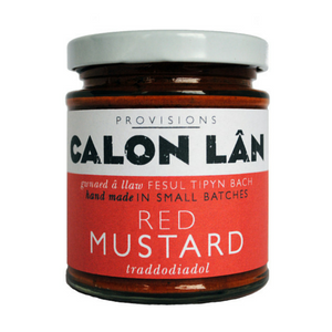 Calon Lan Red Mustard