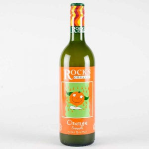 Rocks Organic Orange Squash - 740ml