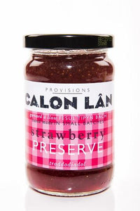 Calon Lan Strawberry Preserve