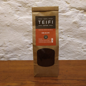 Coffee - Teifi Dragon (Ground) 227g