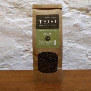 Coffee - Teifi Organic (Ground) 227g